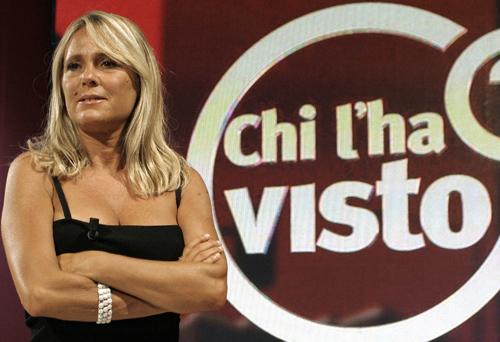 """IL CASO REA A """"CHI L'HA VISTO?"""""""