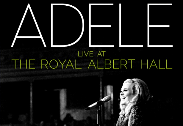 """ADELE LIVE AT ROYAL ALBERT HALL"" IN ESCLUSIVA SU SKY"
