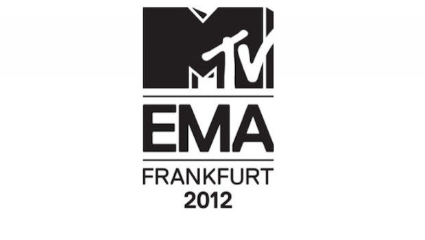 GLI MTV EUROPEAN MUSIC AWARDS 2012 L'11 NOVEMBRE A FRANCOFORTE