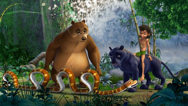 Il libro della giungla in india sulle orme di mowgli viaggi da film