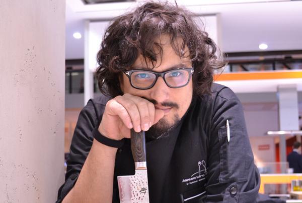 """Video – Alessandro Borghese: """"Tutti i giorni su Sky Uno in 'Kitchen Sound' cucino con la musica"""""""