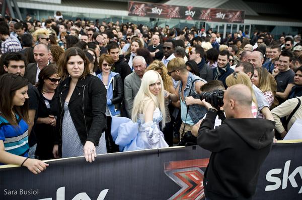 Rho, a maggio all'area ex Expo il casting di X Factor