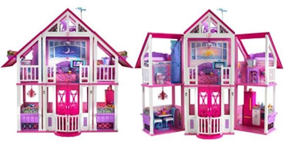 Ecco come le pubblicit dei giocattoli rovinano le feste for Casa malibu barbie