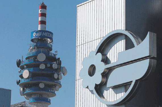 Mediaset vola in Borsa in vista dell'accordo con Vivendi e Tim