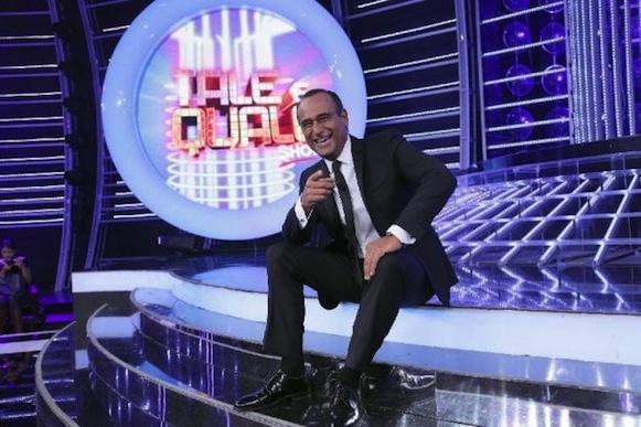Ascolti Tv 14 settembre tutti i dati: Tale e Quale Show al 23,25%, Quo Vado al 13,78%, su TV8 X-Factor al 3,8%