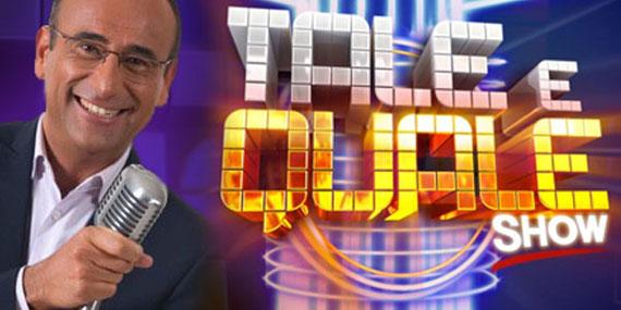Ascolti Tv 14 ottobre, vince Tale & Quale Show con il 23,82%