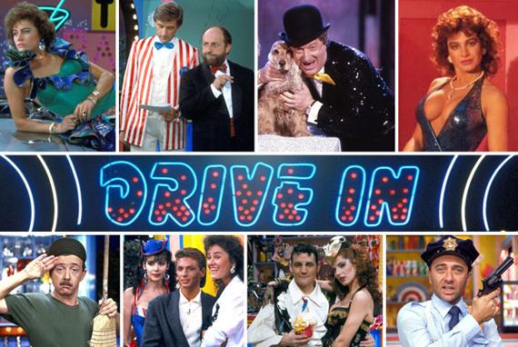 """""""DRIVE IN"""": ALTRO CHE DEMONIO, FU LA VERA RIVOLUZIONE TELEVISIVA"""