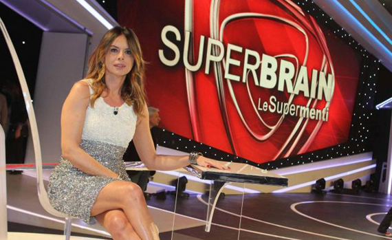 Ascolti Tv venerdì 11 gennaio vince Superbrain