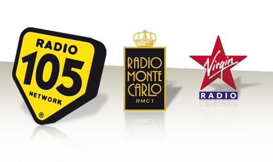 Radio: 105, Virgin e MonteCarlo contese da Mediaset e Blue Ocean, dove pare ci sia dietro Antonio Ricci