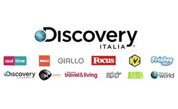Discovery nel 2017 si conferma terzo editore tv italiano