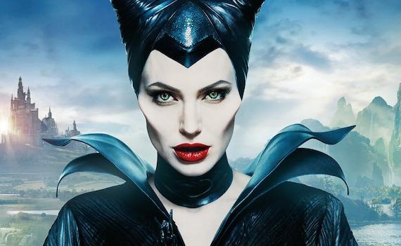 """Le principesse Disney in un canale Sky e la prima visione """"Maleficent"""" con Angelina Jolie"""