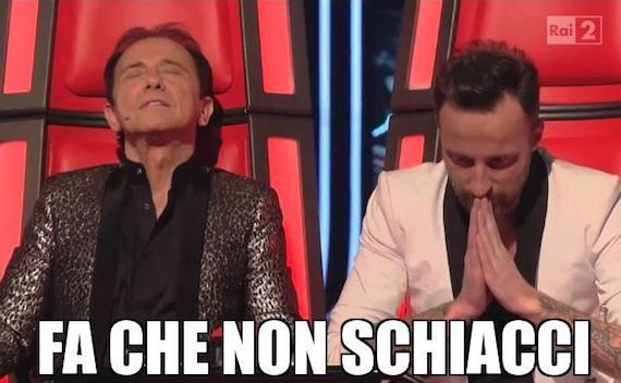 """SOCIAL TV: L'ESEMPIO VINCENTE DI FRANCESCO FACCHINETTI NELLA PROMOZIONE DI """"THE VOICE"""""""