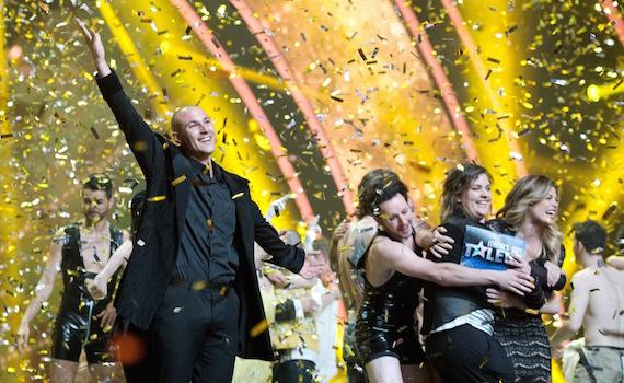 """Simone Al Ani vince """"Italia's Got Talent"""", con 1,7 milioni di spettatori e il 6,66% di share media"""