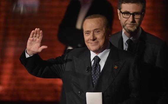 Da Roberto Fico un assist a Silvio Berlusconi