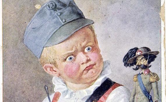 A 100 anni dall'Italia nella Prima Guerra Mondiale, History la racconta ai bambini attraverso i bambini di allora