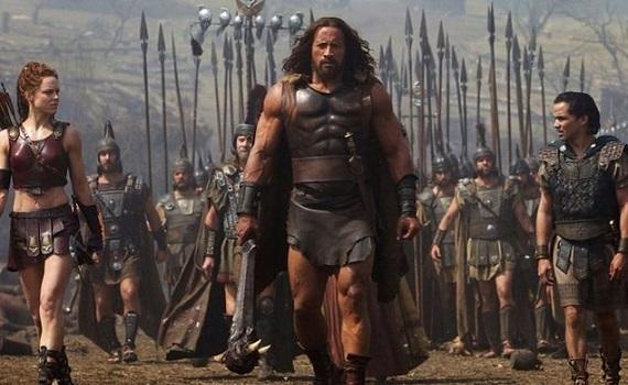 "Ascolti Tv: Cinesky 2,8%, ""Hercules Il Guerriero"" boom a 593mila. ""Grey's Anatomy"" 340mila su Fox Life"