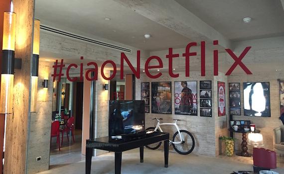 Netflix: TvZoom ha conosciuto di persona chi cambierà il nostro modo di guardare la tv