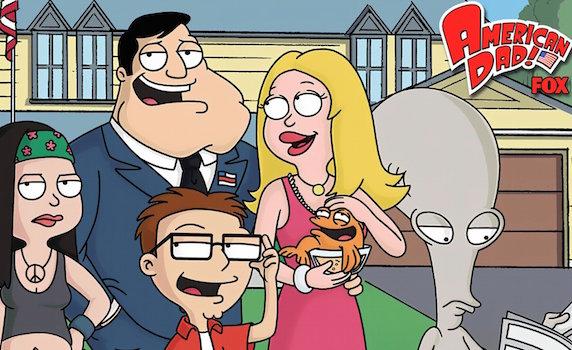 """Usa: due nuove stagioni per la serie animata """"American Dad"""""""