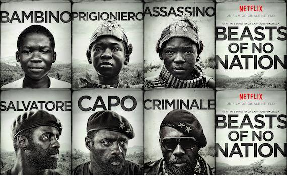 "Netflix: a ottobre il film ""Beasts of No Nation"" anche in Italia"