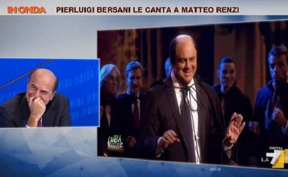 Ascolti Tv: Angela in vetta dopo il film rosa di Canale 5. 'In Onda' vive e lotta con Bersani e la Santanchè