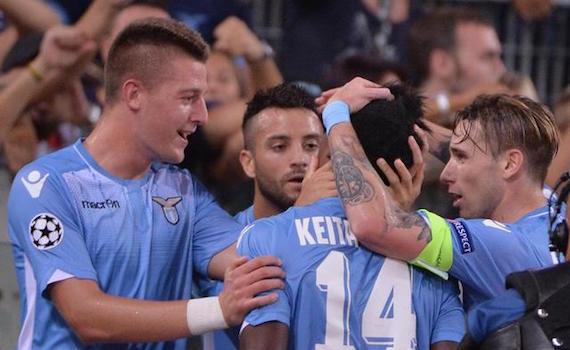 Calcio in Tv: la Lazio si gioca la Champions su Premium. Su Fox è di scena la Copa Sudamericana
