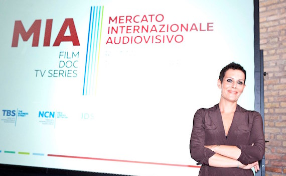 """Video – Lucia Milazzotto: """"Il Mercato Internazionale dell'Audiovisivo è un'opportunità reale per i player di tutto il mondo"""""""