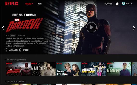 La rivoluzione televisiva di Netflix e delle sue sorelle