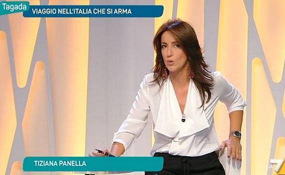 Tiziana Panella: Vorrei far Sanremo con Fiorello