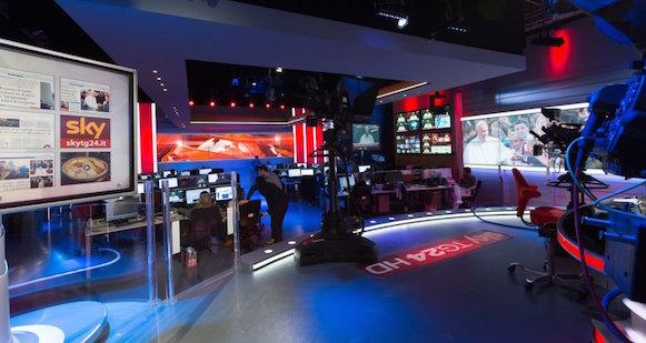 """Ascolti Tv: 2,80 milioni di spettatori unici per Sky Tg24. Sul Dtt, Real Time fa il record con la finale di """"Bake off Italia"""" a 1,73 milioni. Bene anche Rai Movie"""