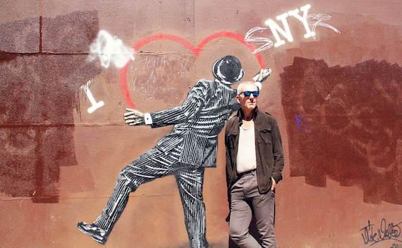 """Francesco Mazza: """"Vi racconto la storia della street art insieme a Federico Buffa"""""""