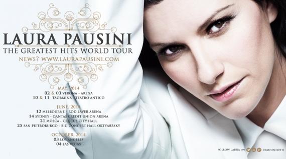 Pausini a Miami: Spinelli escluso dalla presentazione per aver parlato di finti concerti sold out