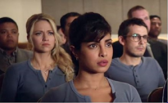 "Ascolti Tv: il cinema di Sky al 3,03%, su Fox ""Quantico"" 297mila spettatori. Rai Movie al top con ""Le mie grosse grasse vacanze greche"""