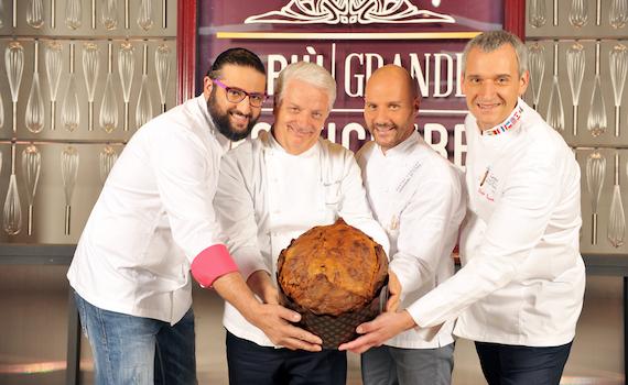 """""""Il più grande pasticciere"""": finale con il panettone e """"Don Matteo"""""""