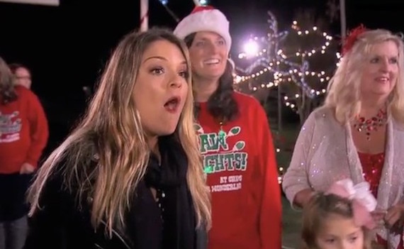 """""""Natale a suon di luci"""": solo gli americani sono in grado di allestire un talent sulle luminarie natalizie"""