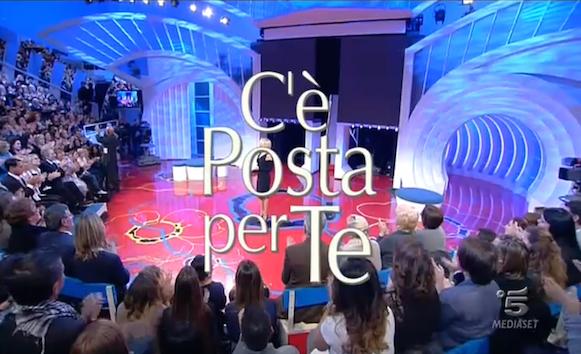 Ascolti Tv 24 marzo: C'è posta per te di Maria De Filippi vince la serata