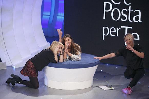 """Patrick Dempsey e Luciana Littizzetto a """"C'è posta per te"""""""