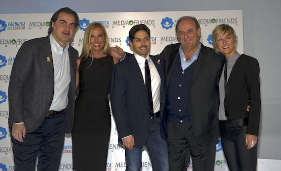 Mediafriends: raccolti quasi 3 milioni d'euro di beneficienza nel 2016