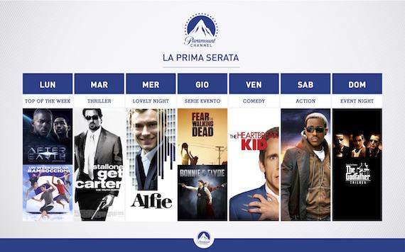 Paramount Network compie 4 anni e festeggia con tre giorni di programmazione speciale