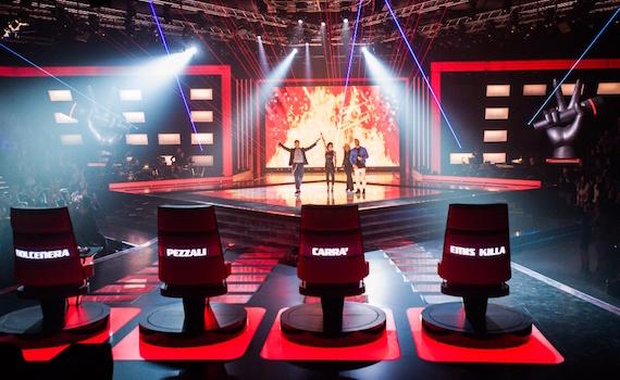 """""""The Voice"""" recensione 2: la nuova giuria abbraccia un pubblico più ampio e i dati sono lì a dimostrarlo"""