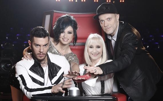 """Romano: """"La Rai sostenga i cantanti di 'The Voice', magari mandando il vincitore a Sanremo"""". E poi l'addio di Teodoli"""