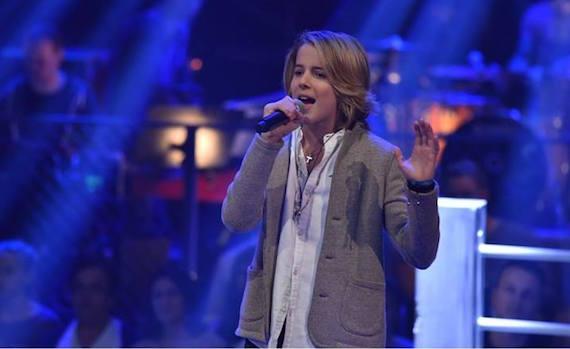 """Germania: l'italiano Matteo Markus Bok perde """"The Voice Kids"""", ma conquista tutti"""