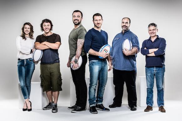 È sempre DMax il canale per seguire la nuova stagione di rugby, al via l'1 febbraio con Francia-Galles