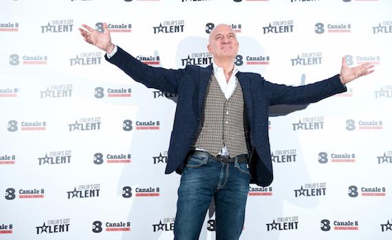 """Video – Claudio Bisio: """"Quest'anno il livello di 'Italia's Got Talent' è molto più alto"""""""