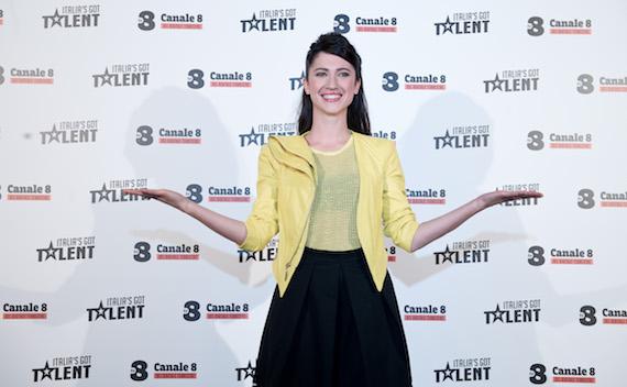"""Video – Lodovica Comello: """"La cosa più difficile a 'Italia's Got Talent' è stata la semifinale"""""""