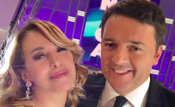"""Barbara D'Urso e il """"tu"""" al premier. Va in onda la politica pop – Gialappa's Band a 'Ballarò': """"Mai dire politica"""""""