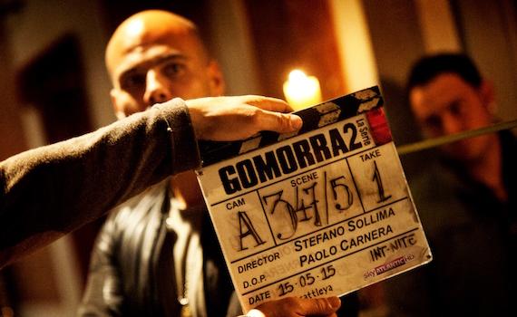 Il trailer di Gomorra – I Wind Music Awards – I Cream su Sky Arte