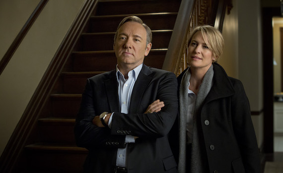 House of Cards: addio Kevin Spacey, Robin Wright sarà presidente