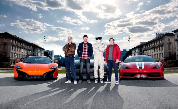 """Ascolti Tv: """"Top Gear"""" a 443mila. Vola Rai Movie con """"Sotto il sole della Toscana"""""""