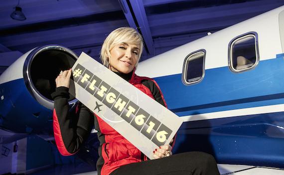 Flight 616: montato bene, ma il cast è debole. Il pubblico lo boccia