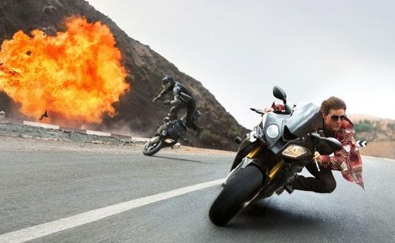 Ascolti Tv 23 maggio digitale e pay: CineSky 2,7%, Mission Impossible Rogue Nation 600mila